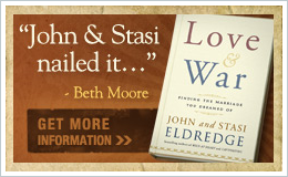 Love and War by John and Stasi Eldredge